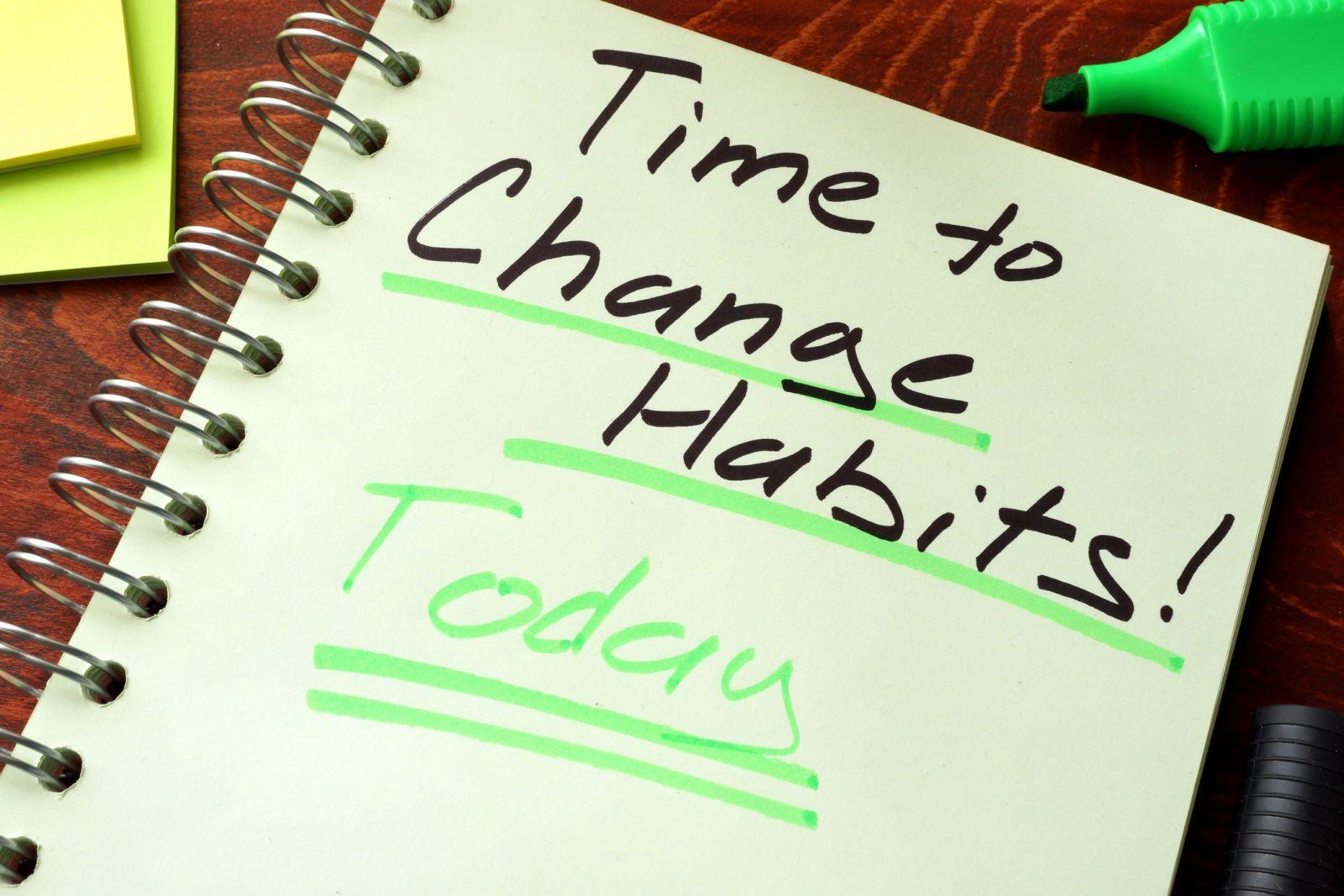 Why Behavior Change Is Hard