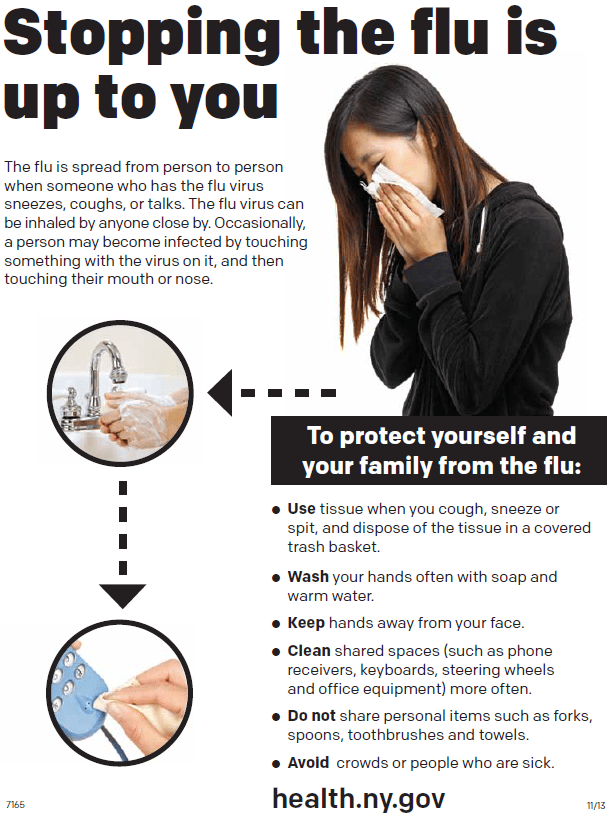 Cold And Flu Prevention Workplace
