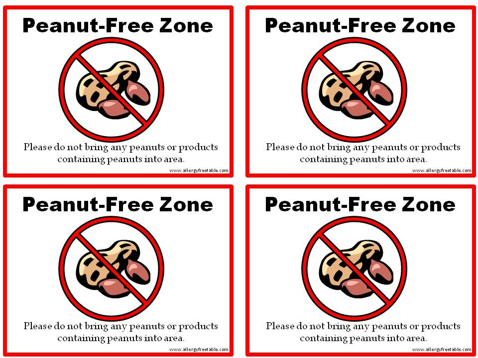 Image Result For Peanut Allergy Signs
