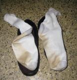 Stinking socks copyright Robert B Grubh IMG_7044 resized