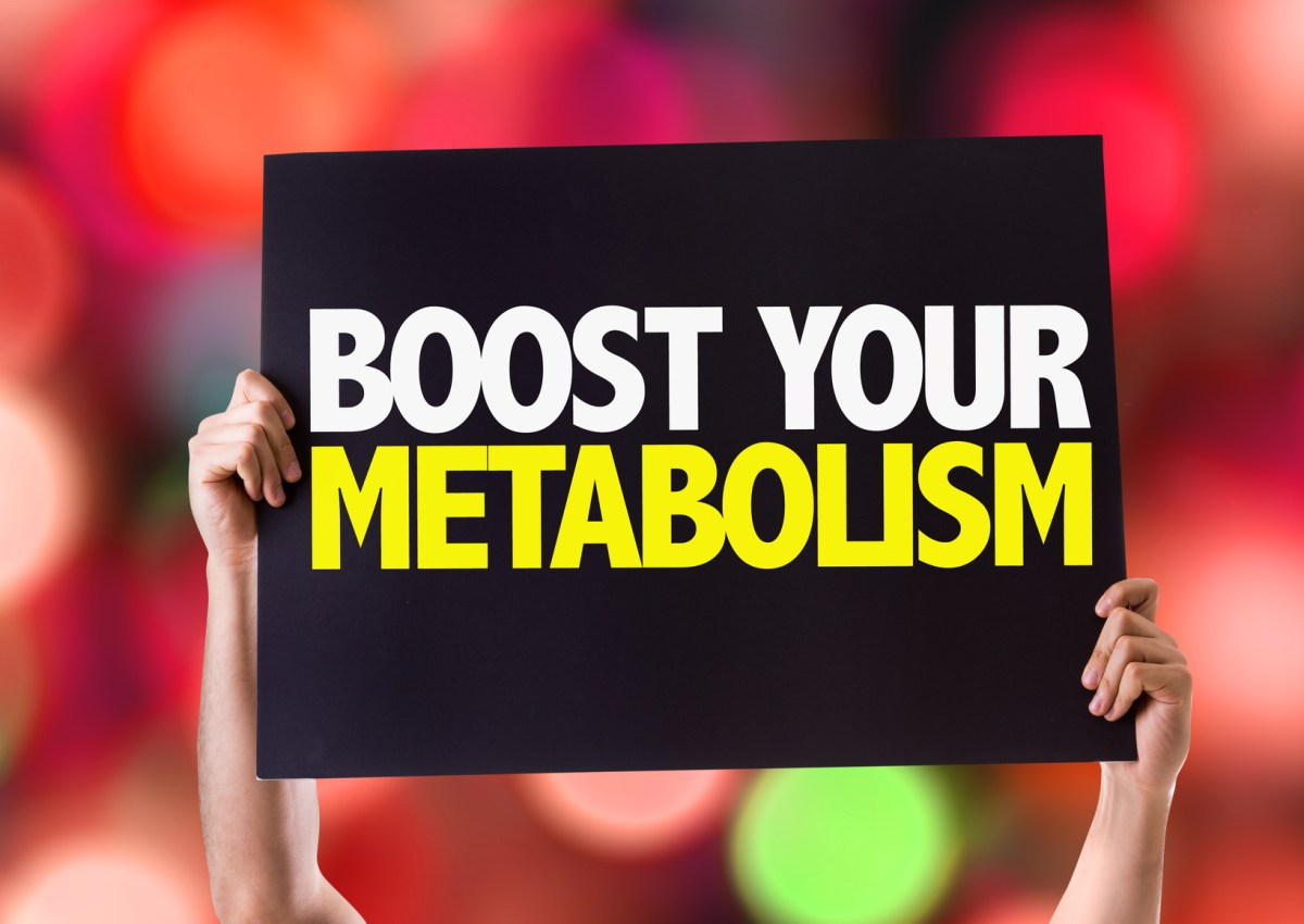 10 Ways to Boost your Metabolism and Burn Fat: Fast Metabolism Diet