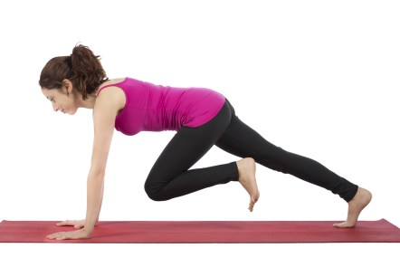 Exercise to get rid of muffin top