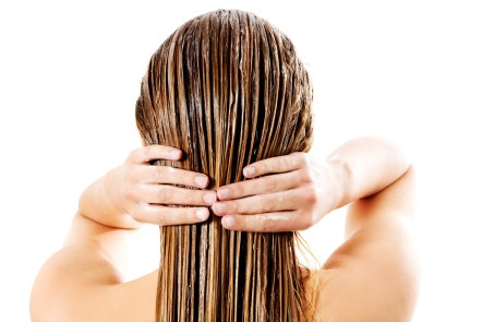 treatment for dry coarse hair