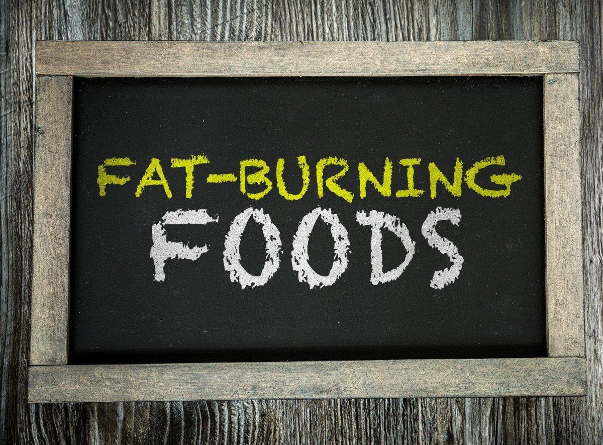 10 Ultimate Fat Burning Foods