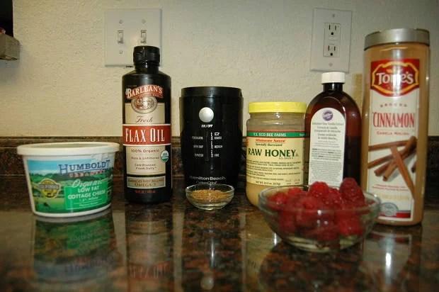 Budwig Protocol Ingredients