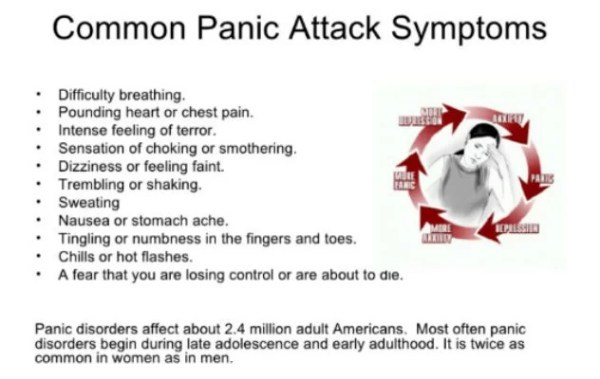 Panic Attacks and Anxiety Linked to Low Vitamin B and ...