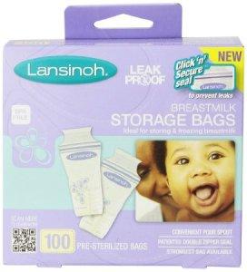 Breastmilk Storage Bags