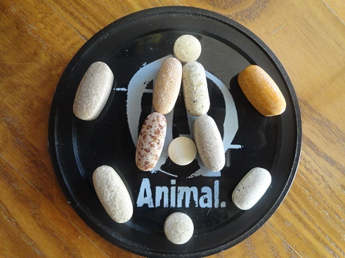 Animal Pak tablets