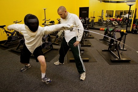 fencing for fitness