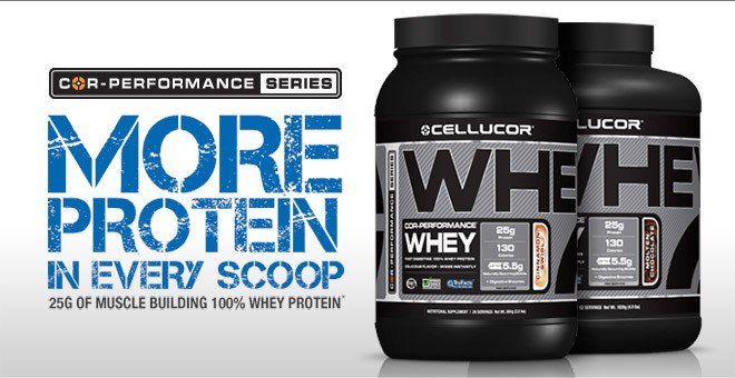 COR-Performance Whey Supplement