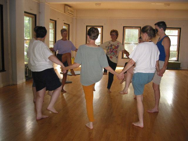 Rosen Method Movement