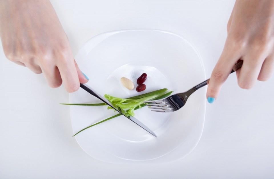 You Do Not Eat Enough