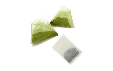 Green Tea Bag for Puffy Eyes