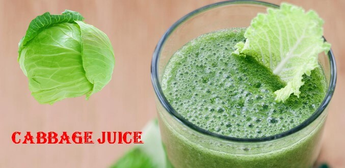 Cabbage Juice for White Sunspots