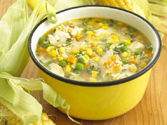 Chicken Soup for flue