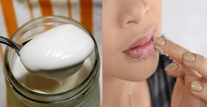 Milk Cream for Chapped Lips