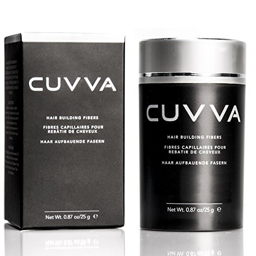 CUVVA Hair Fibers reviews
