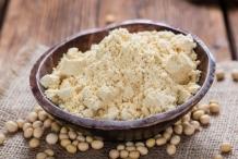 Soybean-powder
