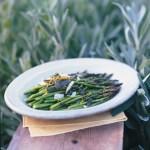 Asparagus with Sage