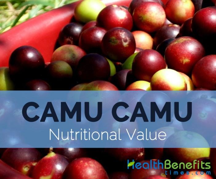 Camu-Camu-nutritional-value