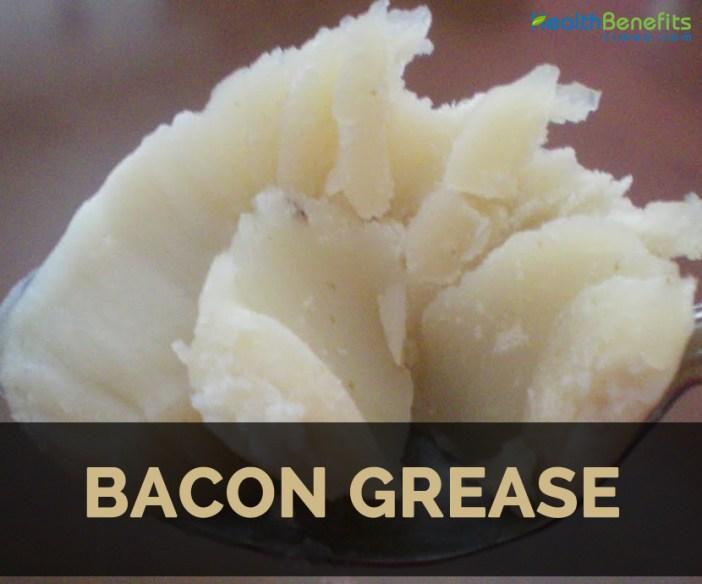 bacon-grease