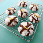 Dark Chocolate Lemon Pixies