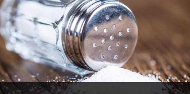 Sodium Salt How To Reduce Intake