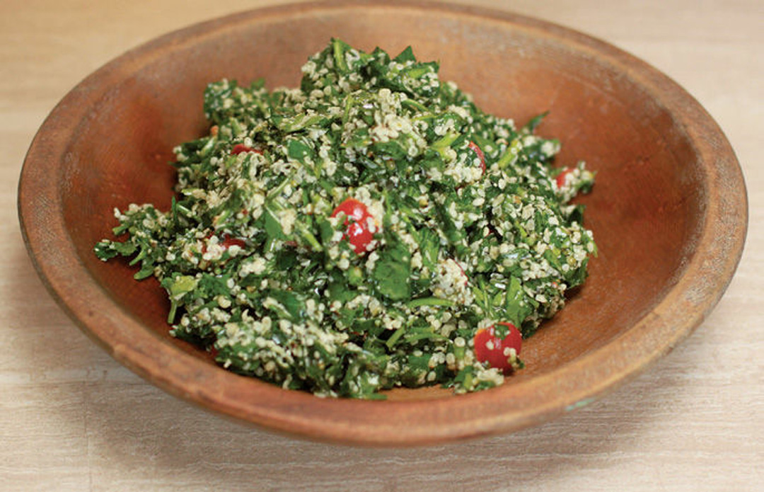 How to Make Hempseed Tabouli