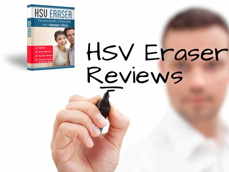 HSV Eraser Reviews | Is it a Scam or Legit?