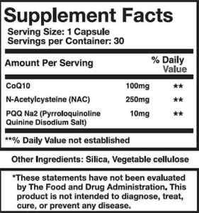 vitapulse ingredients