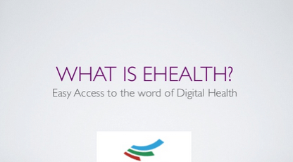 eHealth – the Introduction