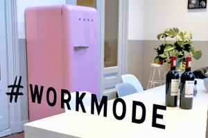Mijn nieuwe werkplek bij Hashtag Workmode