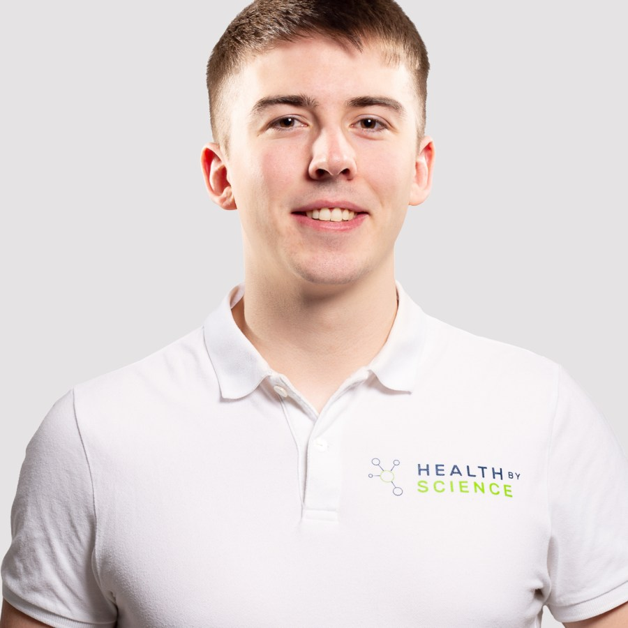 Picture of Health by Science Personal Trainer Craig Young
