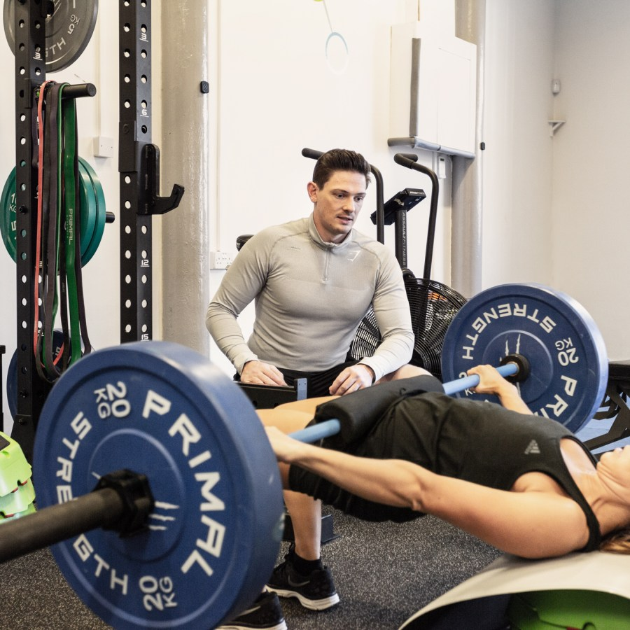 personal training services with Health by Science