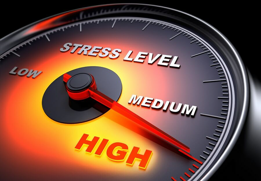 reduce stress and blood pressure for a healthier body