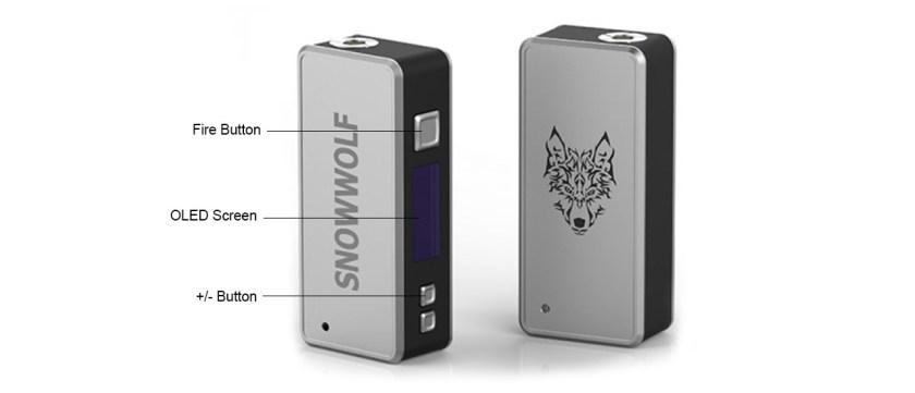 Sigelei Snowwolf 85W Mod