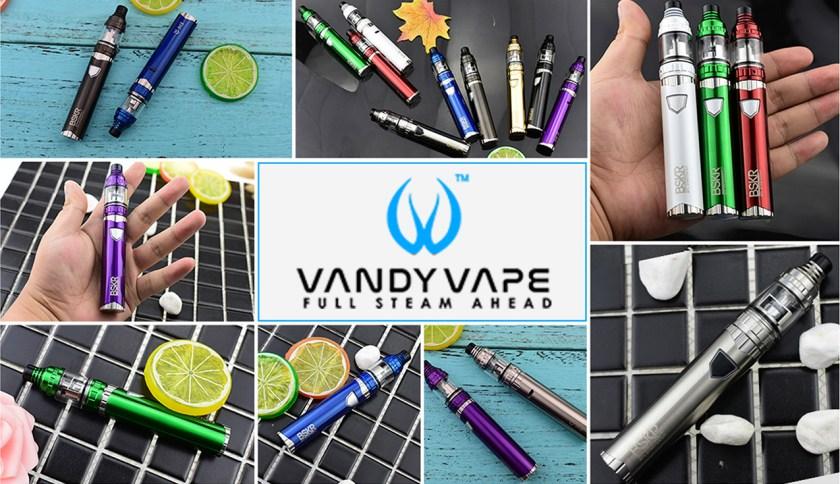 Vandyvape Berserker MTL Starter Kit