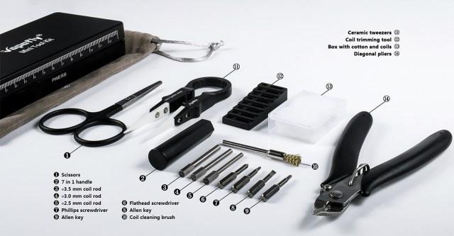 Vapefly Mini Tool Kit