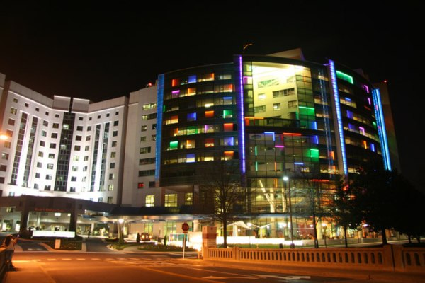 The 50 Most Amazing Children's Hospitals in the World