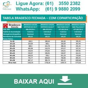 Tabela De Preços Dos Planos De Saúde Bradesco DF