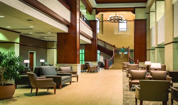 Convergence Point: Senior Living Design Inspires Acute Care