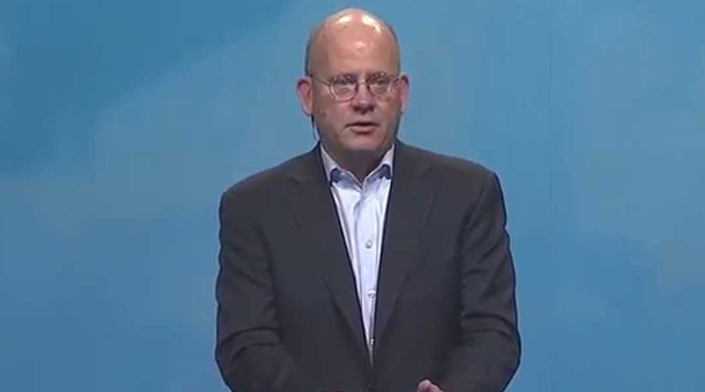 John Flannery, CEO of GE Healthcare, will take over as General Electric CEO on Aug. 1.