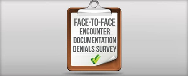 face-to-face encounter documentation requirements