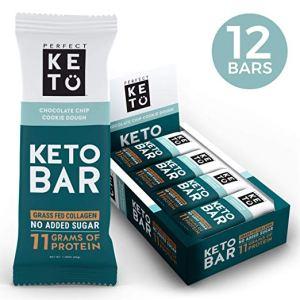 Perfect Keto Protein Bars