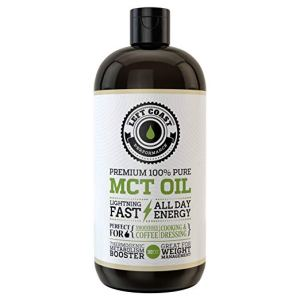 Left Coast Performance MCT Oil