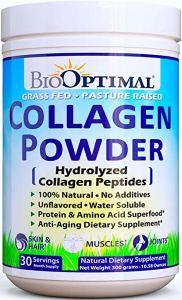 BioOptimal Collagen Powder