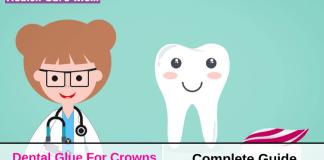 Dental Glue For Crowns