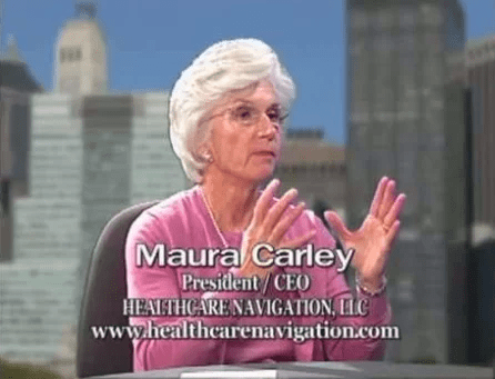 Healthcare Navigation LLC - Maura Carley - Region Radio Interview