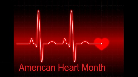 The Friday Five – American Heart Month