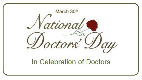 The Friday Five – National Doctors' Day March 30th